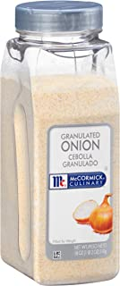 McCormick Culinary Granulated Onion, 18 oz