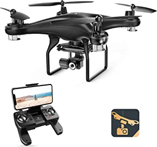 SNAPTAIN SP600N GPS Drones with Camera for Adults w/2-Axis Gimbal and 2K HD Camera, Drone for Beginners with Smart Return ...
