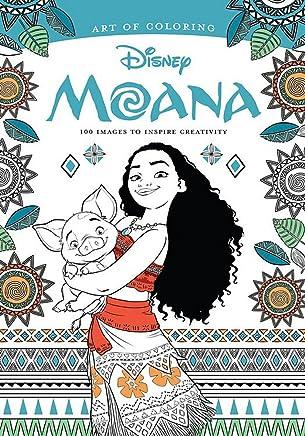Moana: 100 Images to Inspire Creativity