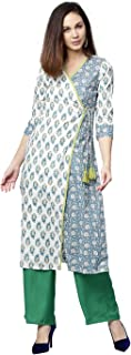 Jaipur Kurti Women's Cotton Straight Kurta