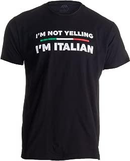 italian t shirt sayings