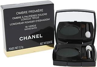 Chanel Shadow First Longwear Powder Eyeshadow - 18 Verde, 2.2 g
