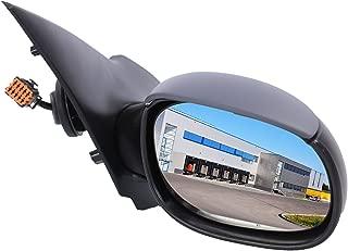 1x Au/ßenspiegel rechts f/ür elektrisch Spiegelverstellung konvex beheizbar mit Blinklicht mit Temperatursensor Pol-Anzahl 9