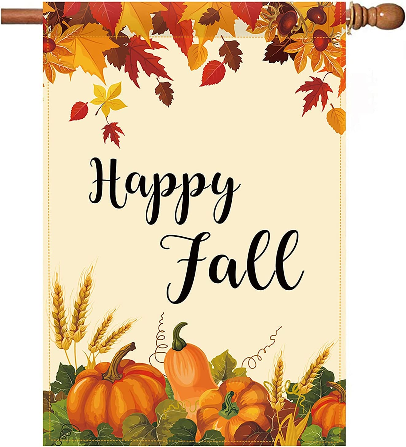 chokeberry Fall Garden Super beauty product restock quality top Flag Clearance SALE! Limited time! for Outside Maple - Leaf Hello