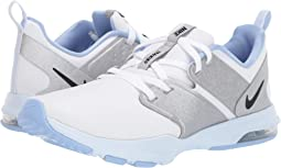 c91db7fcf8ac White Black Metallic Silver Half Blue