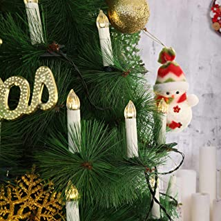 Best christmas tree shaped candles Reviews