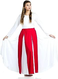 Danzcue Praise Dance Streamer Skirt