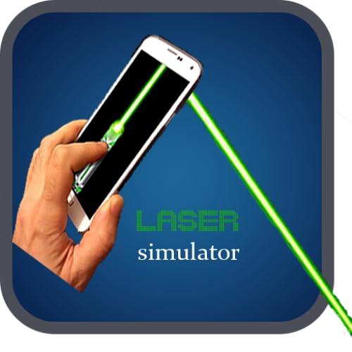 X- laser simulator