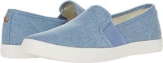 لورين باي رالف لورين جيني حذاء رياضي للنساء, (ازرق دينيم), 39 EU