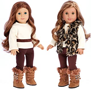 american girl warm winter outfit