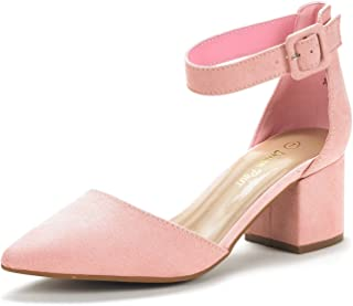 shoes for pastel pink dress