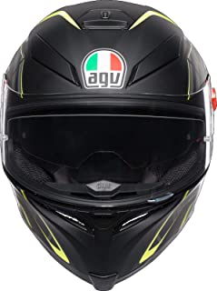 AGV CASCO K5 S MULTI MPLK CORE MATT BLACK//BLUE//ORANGE MS