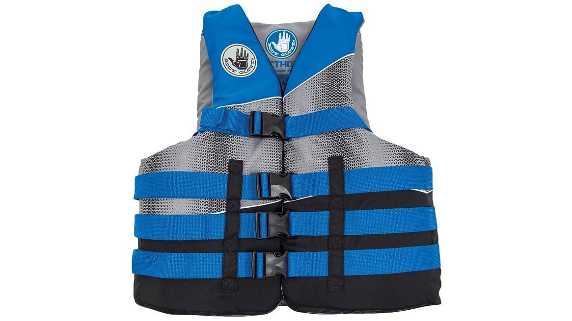 SPORT DIMENSION BODY GLOVE Method Vests, Large/X-Large, Blue