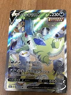 ポケモンカード ポケカ バンギラス V SR 077070 s5I スペシャルアート