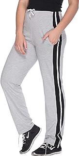 69GAL Shaun Women Track Pant Plain with Side Bone (Multicolor) (S/M/L/XL/3XL/5XL)(Pack of 1)