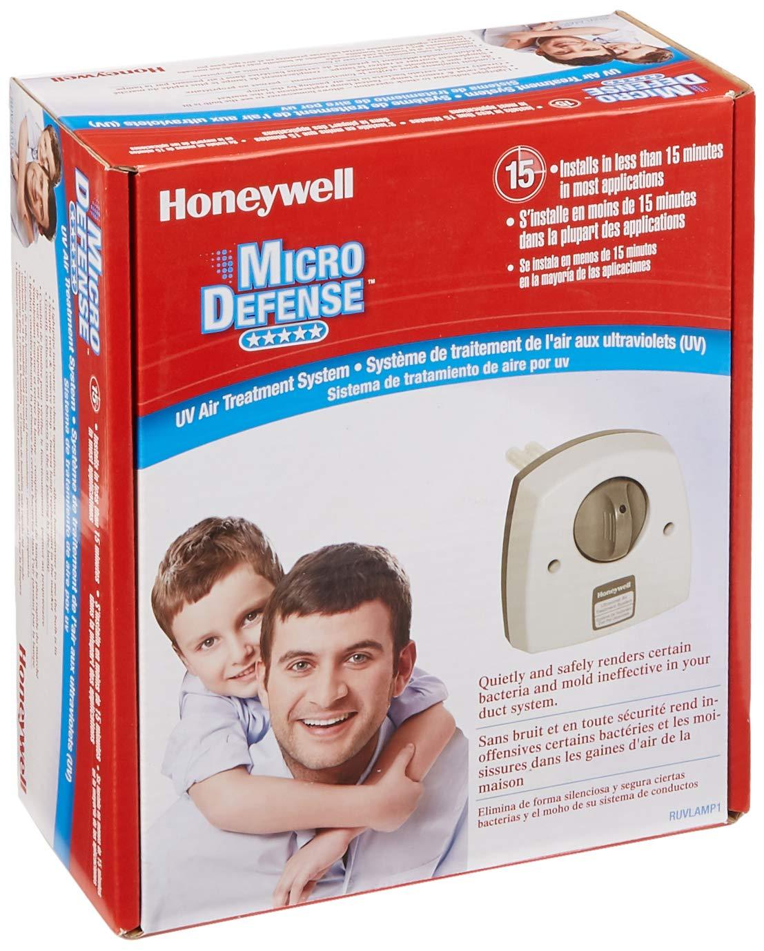 Honeywell RUVLAMP1 Air Treatment System