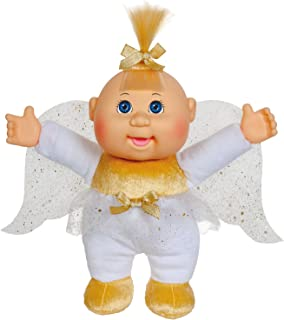 Cabbage Patch Cuties Twinkle Angel 9 Inch Soft Body Baby Doll - Holiday Helper Collection