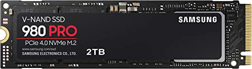 Samsung 980 PRO MZ-V8P2T0BW | Disque SSD Interne NVMe M.2, PCIe 4.0, 2 To, Contrôle thermique intelligent