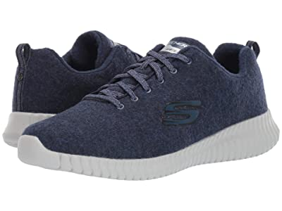 SKECHERS Elite Flex Swaleda (Navy) Men