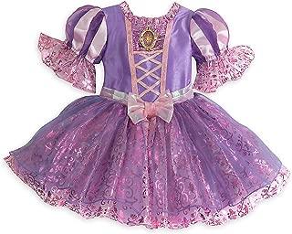 Rapunzel Costume for Baby Purple