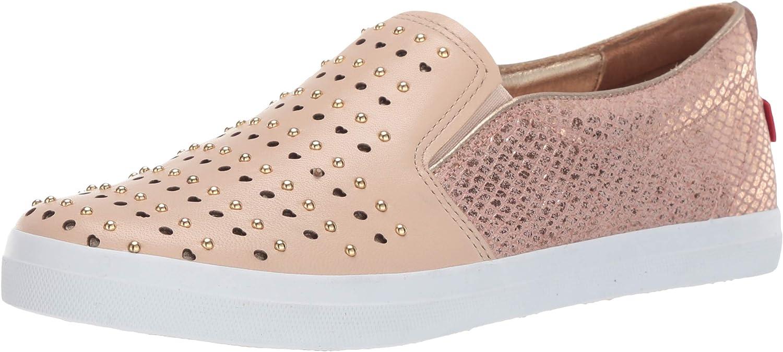 MARC JOSEPH NEW YORK Womens Womens Genuine Leather Made in Brazil Soho Sneaker Sneaker
