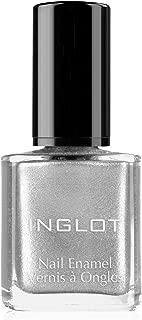 Inglot Nail Enamel, 221 Silver, 15ml