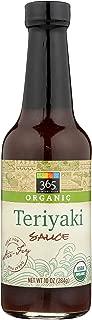 365 Everyday Value, Organic Teriyaki Sauce, 10 oz