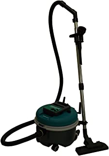 BISSELL BigGreen Commercial - BGCOMP9H Commercial Bagged Canister Vacuum, 7.3L Bag Capacity, Green