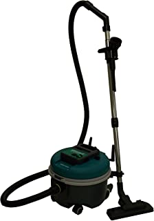 BISSELL BigGreen Commercial Bagged Canister Vacuum, 7.3L Bag Capacity, Green