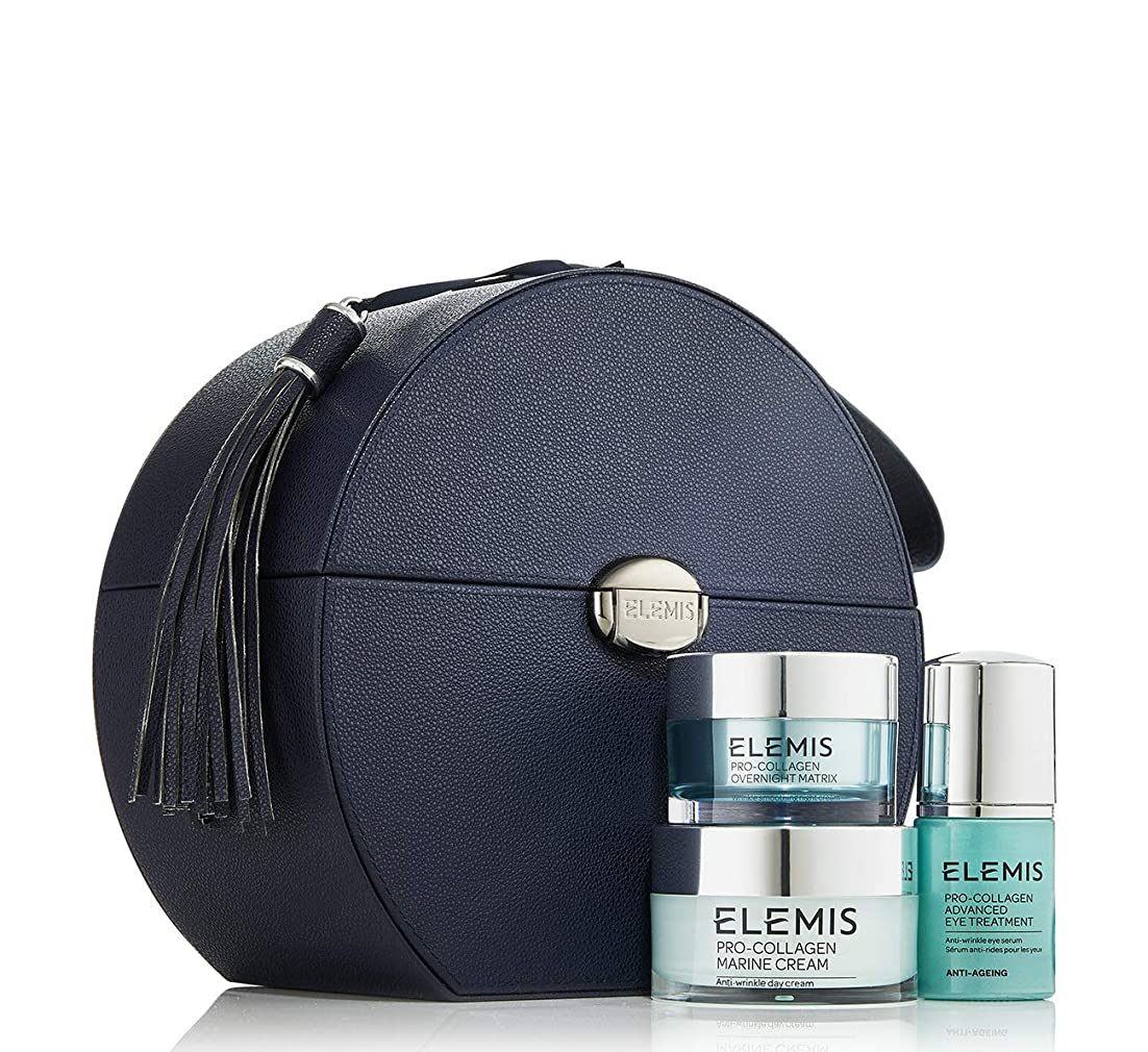 側面フェリー見かけ上ELEMIS The Pro-Collagen Capsule Collection (50ml, 30ml,15ml)