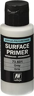 Vallejo Grey Primer Acrylic Polyurethane, 60ml