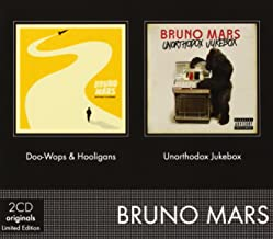 Bruno Mars - Unorthodox Jukebox & Doo-Wops & Hooligans (Version 10 Titres) (Coffrets) (2 CD)