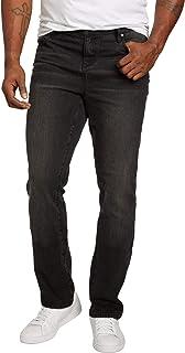 Men's Big & Tall Straight-Fit Stretch 5-Pocket Jeans