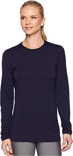200 Oasis Merino Baselayer Long Sleeve Crewe