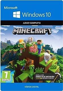 Minecraft - Windows 10 Starter Collection, PC, Online Game Code