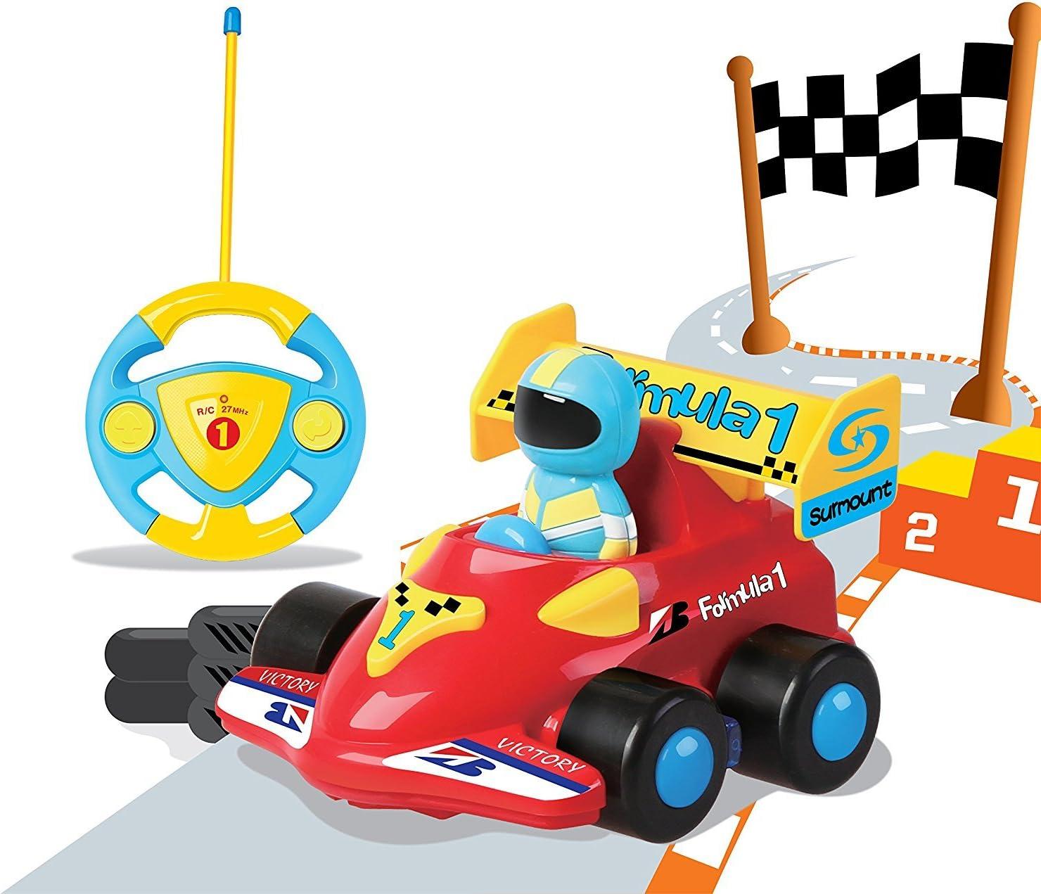 Cartoon R C Formula Race Car Baltimore Mall Import Control Toy by Liberty Radio Denver Mall