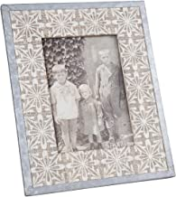 (5x7) - Foreside Home and Garden Tile Printed Photo Frame