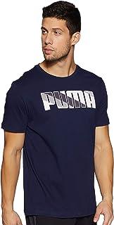 Puma Brand Graphic Shirt For Men