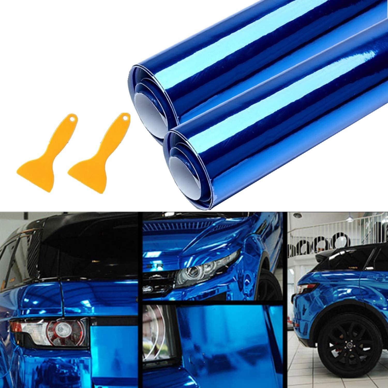 Lackschutzfolien für Auto Folien Selbstklebend Shutz Chamäleon Folie Lila Blau