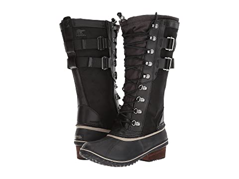 Silver SOREL Sage II Conquest Carly Black w1pHZIq