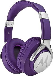 Fone Estéreo com Fio Pulse Max Over Ear, Motorola, MO-SH004PUI, Roxo