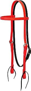 Weaver Leather Trail Gear Brahma Webb Browband Headstall