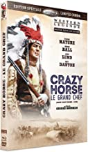 Chief Crazy Horse 1955  Valley of Fury Reg.A/B/C France