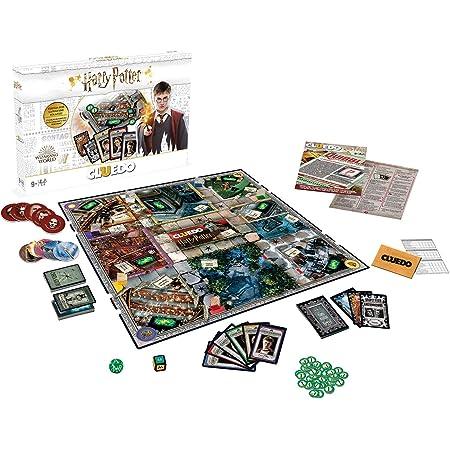 Winning Moves Gioco da Tavolo-Cluedo Harry Potter Edizione da Collezione, WM00100-ITA-6