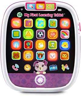 LeapFrog My First Learning Tablet , Violet (Amazon Exclusive), Great Gift For Kids, Toddlers, Toy for Boys and Girls, Ages 1, 2, 3