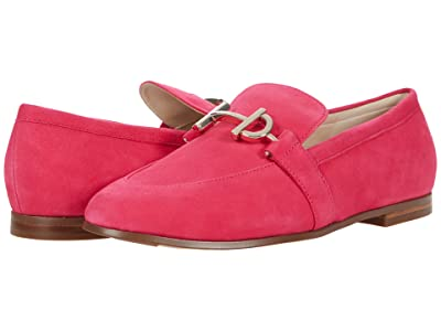 Cole Haan Modern Classics Loafer (Bright Berry Suede) Women