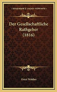 Der Gesellschaftliche Rathgeber (1816)