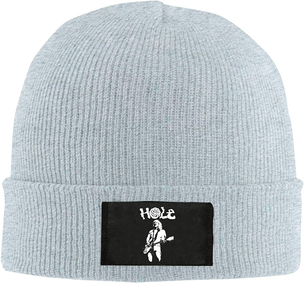 Courtney Love Hole Pretty On The Inside Knit Beanie Cap Warm Sozy Unisex Classic Hat Black