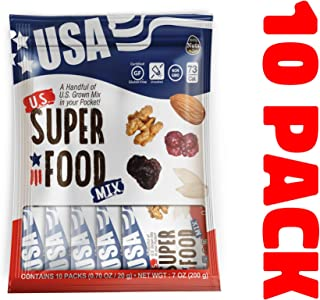 Daily Nuts Healthy Mix (U.S. Super Food Mix, 10 Pack)