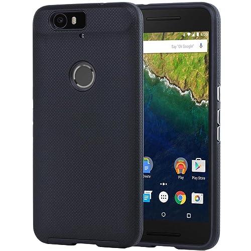 meet ae3fd 3eb84 Nexus 6p Bumper Case: Amazon.com